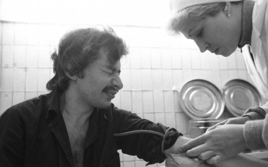 Sovietų sąjungos žmonės čia patekti nenorėdavo: kalėjimo režimas, prastas maistas ir beverčiai gydymo metodai