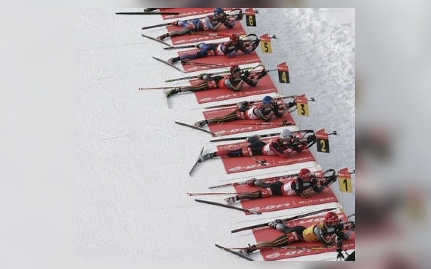 L.Kreivėnaitė Europos biatlono taurės etape finišavo 11-ta