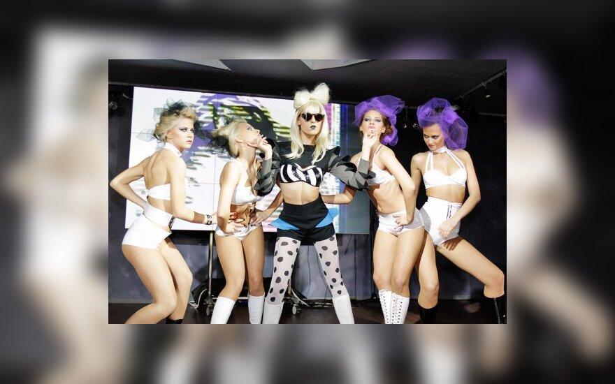 Lady GaGa pasirodymas