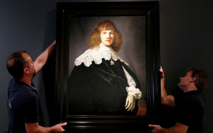 Rembrandto paveikslas