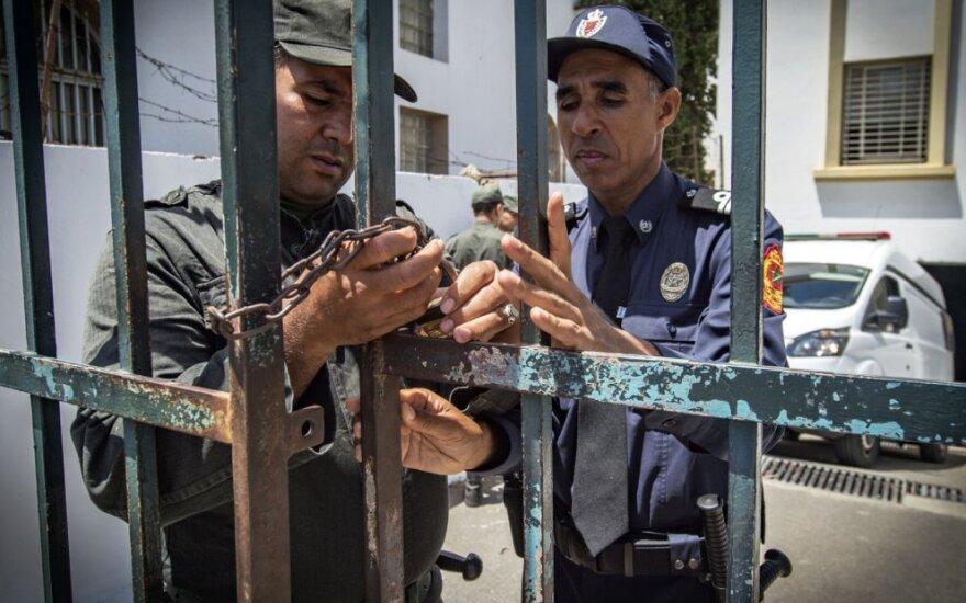Maroko saugumo tarnybos