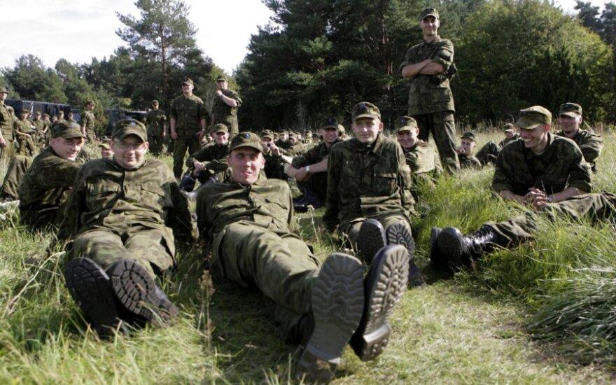 Estija surengs didžiausias šalies istorijoje karines pratybas