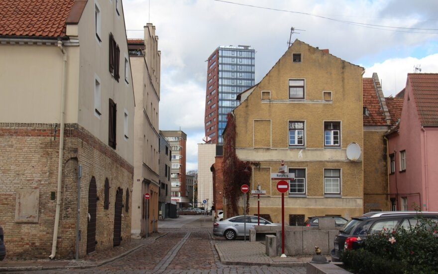 Jei susiimtų, taptų rimta konkurente Kaunui: NT ekspertai mato didelį Klaipėdos potencialą
