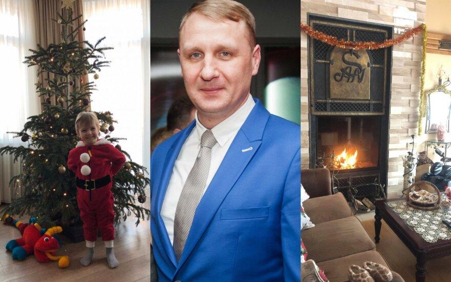Andriaus Šedžiaus Kalėdų akimirka