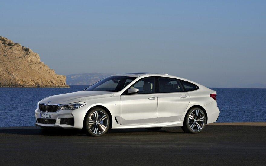 Kada Frankfurte pristatytos BMW naujienos pasieks Lietuvą?