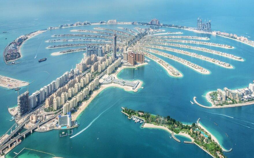 Dubajaus Palmių salos