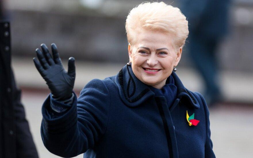 Paskutinis Grybauskaitės valstybinis vizitas vyks Lenkijoje: stiprinamas bendradarbiavimas saugumo srityje