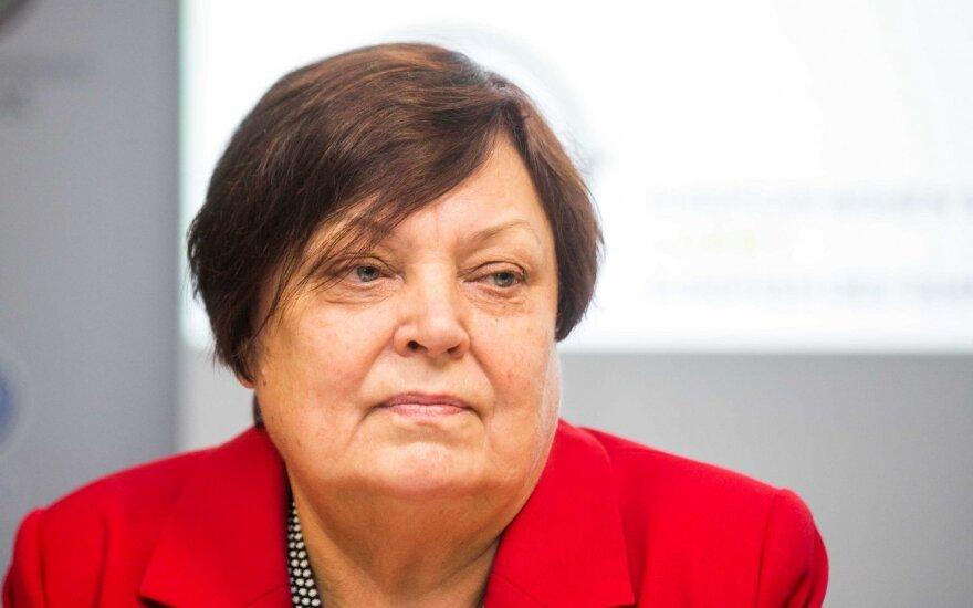 Giedrė Purvaneckienė. 16 dienų prieš smurtą: dar kartą apie Stambulo konvencijos ratifikavimą