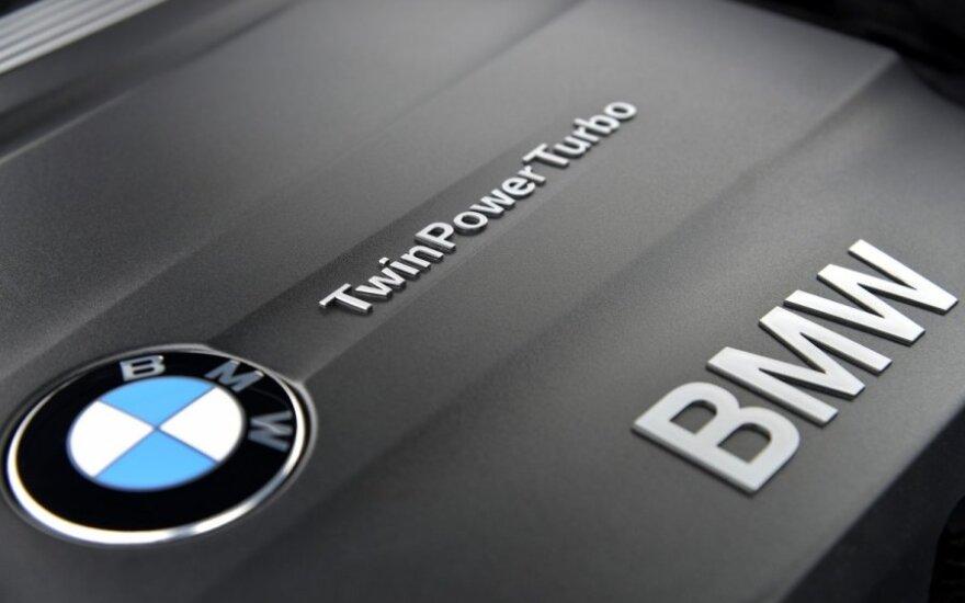 BMW 518d sedanas