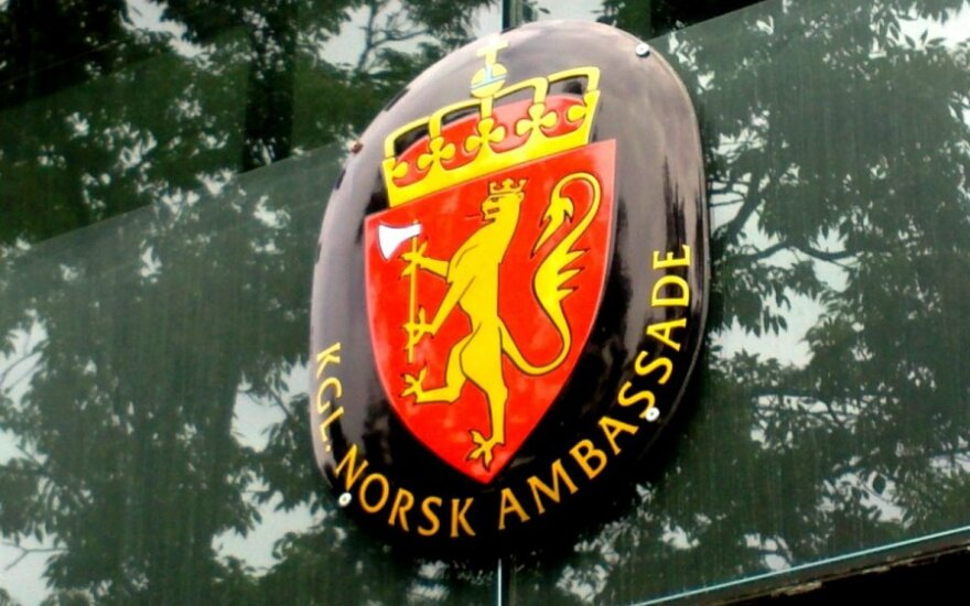 Norwegian Embassy hires PR firm to tackle bad press in Lithuania