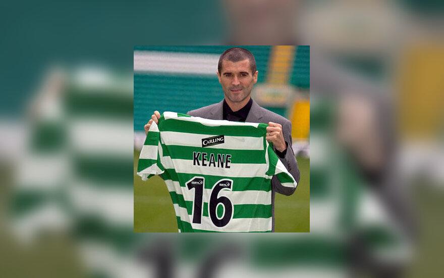 """Roy Keane (""""Celtic"""")"""