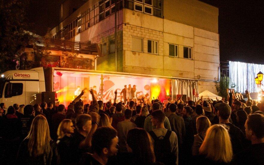 """""""Loftas Fest"""" šeštadienio vakaras"""