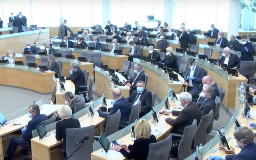Kirkilas: Prezidentūra dėl teisėjų ir valstybės kontrolieriaus nesugebėjo įtikinti