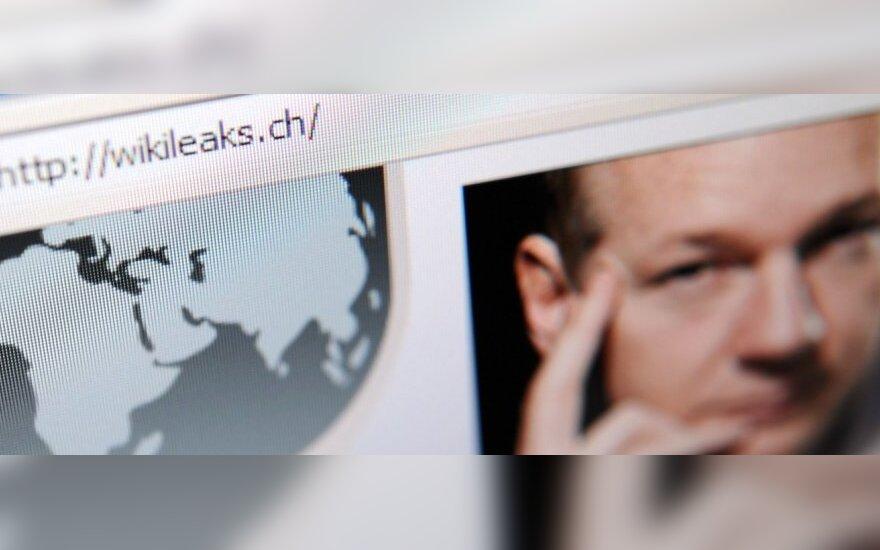"""""""WikiLeaks"""" paskelbė tūkstančius dokumentų apie CŽV kibernetines atakas"""