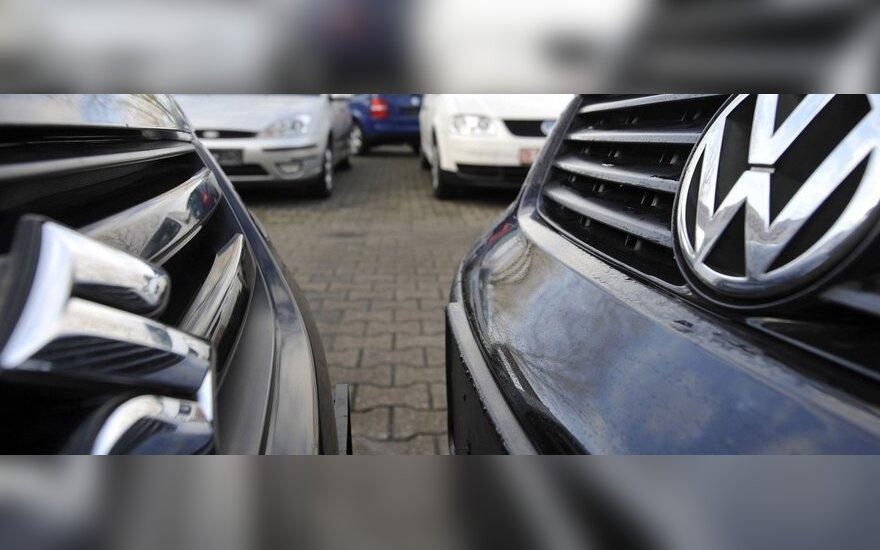 Suzuki ir Volkswagen