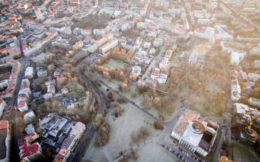 """Dėl """"Danpower"""" jėgainės Vilniuje – galvosūkis"""