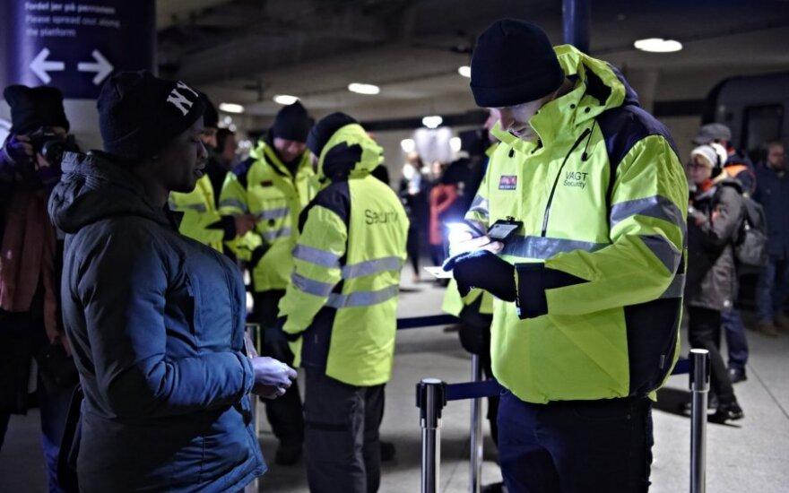 ID checks on Sweden's border with Denamrk