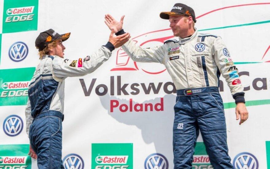 Volkswagen Castrol Cup Čekijos etapas