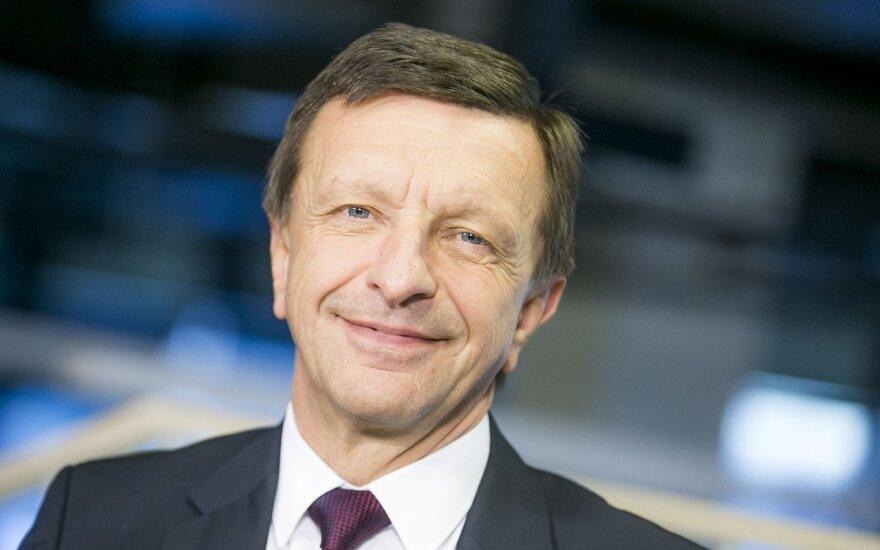 KTU Rector Petras Baršauskas
