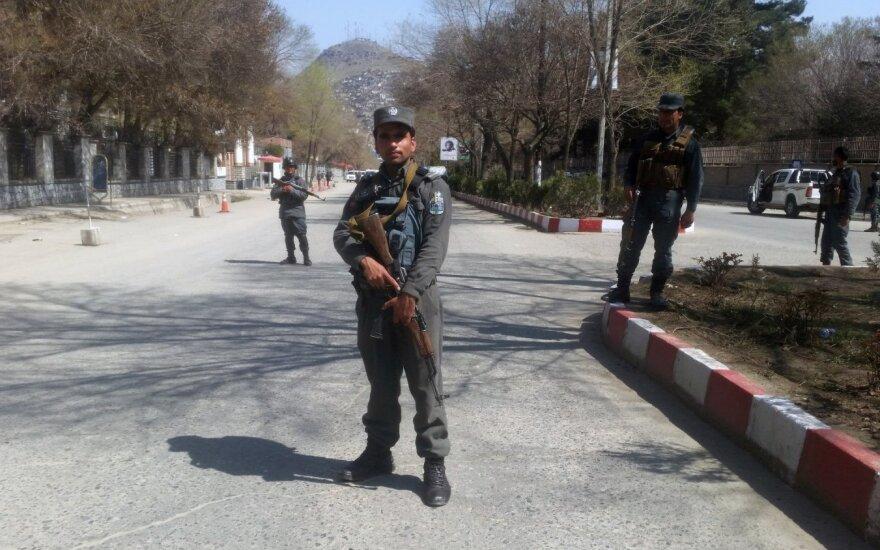 Kabule per sprogdinimą žuvo mažiausiai 26 žmonės