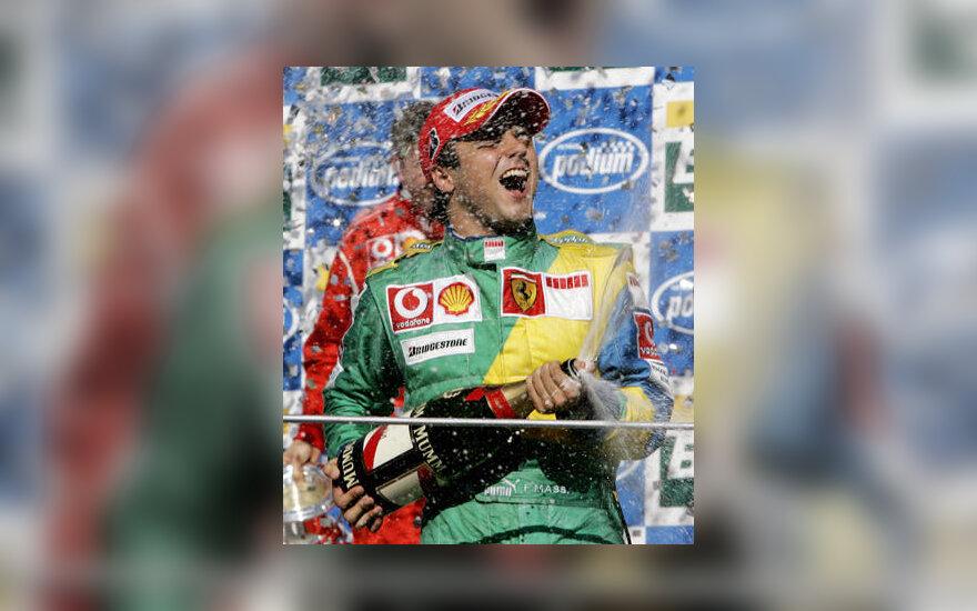 """Felipe Massa (""""Ferrari"""")"""
