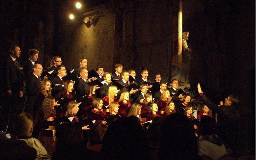 Chorų konkursas FOTO: LNKC nuotr.