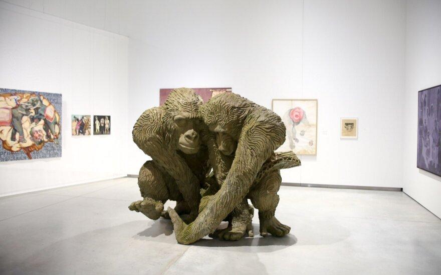 Laukiant naujos MO muziejaus parodos atidarymo – galimybė po ją pasižvalgyti pirmiems