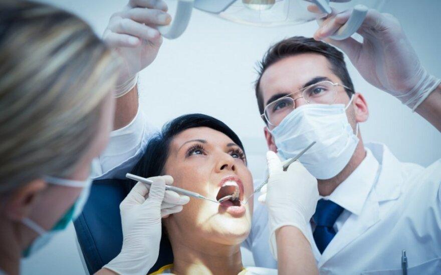 Norintiems sveikų dantų – trys mitybos principai, kurių privalu laikytis