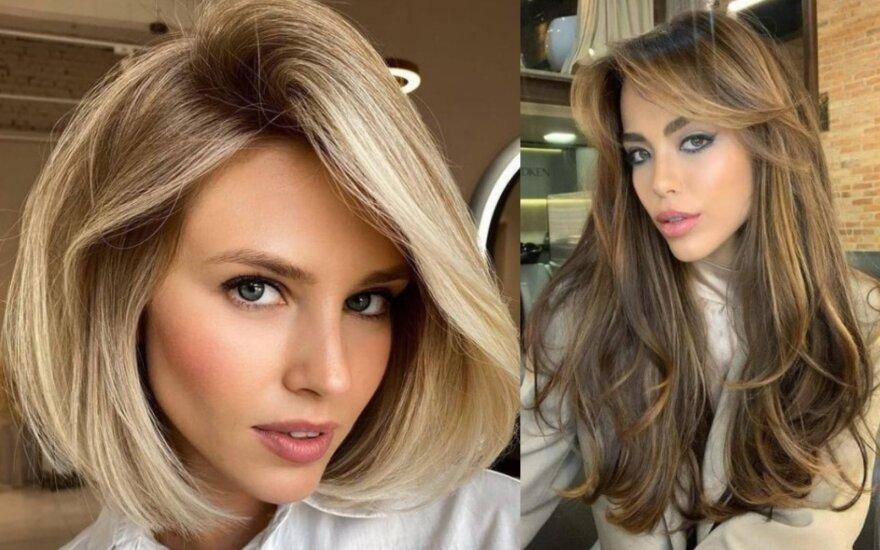Plaukų tendencijos