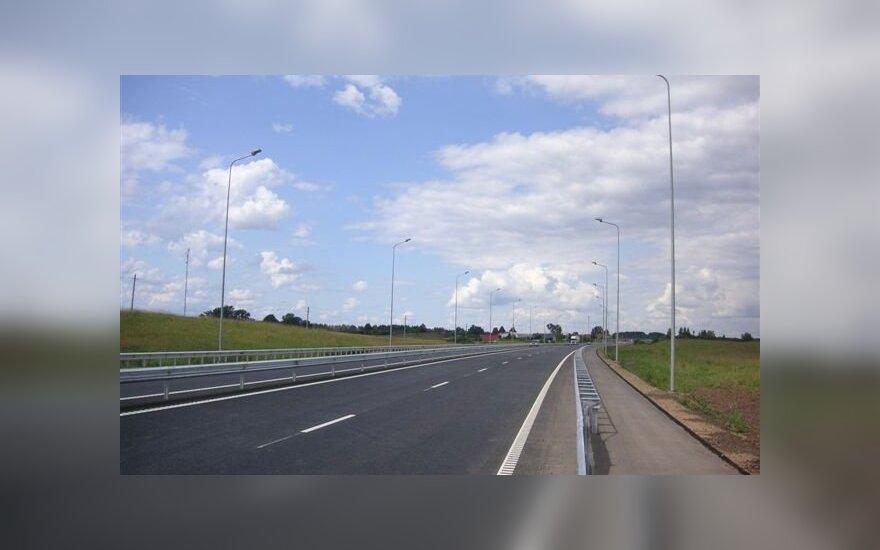 Kelias A14 Vilnius–Utena