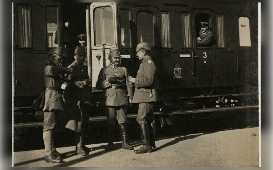 Lietuva karo metais