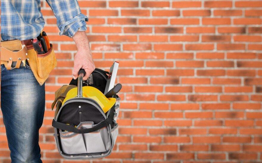 Namuose planuojamas remontas: kada reikia statybos leidimo?