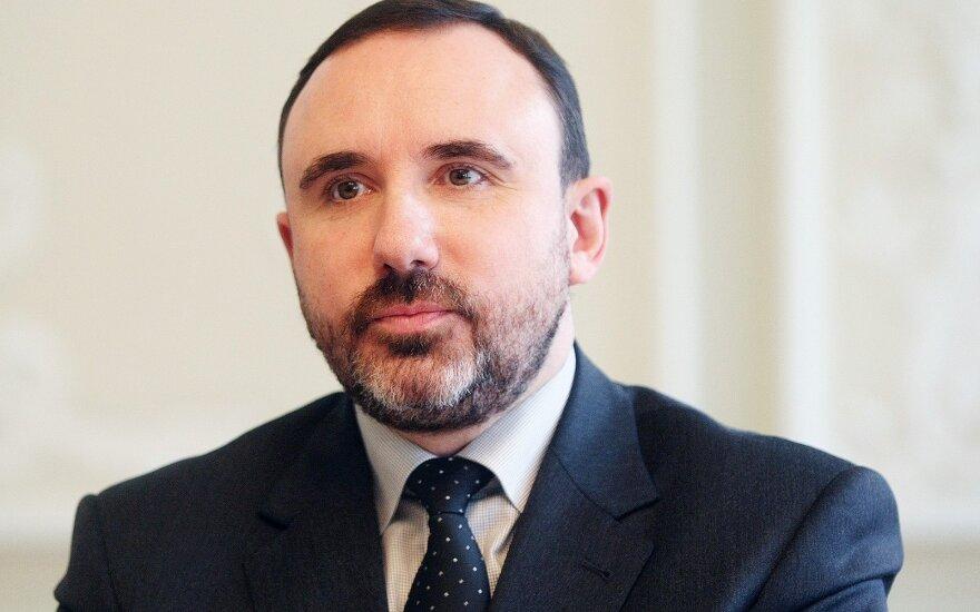 Seimo nario darbą baigęs Gelūnas: nesididžiuoju ir neskatinu kitų palikti parlamentaro poziciją