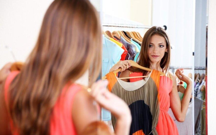 Ko moters aprangoje negali pakęsti vyrai?