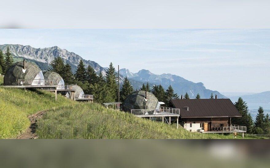 Ekologiški viešbučiai vilioja ne tik ekologijos propaguotojus, bet ir smalsuolius iš viso pasaulio