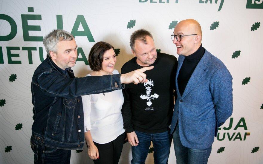 Įvardijo, kas Lietuvoje trukdo jaustis laimingais