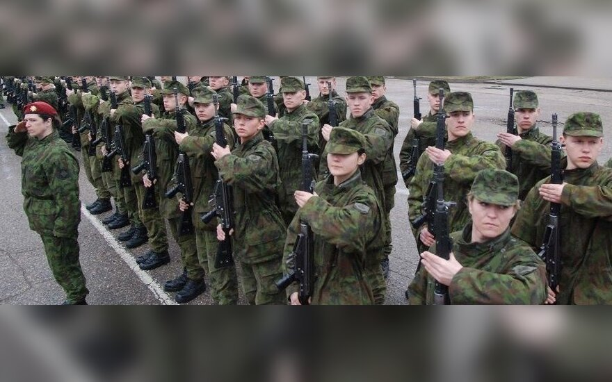 Lithuania's Defence Ministry releases military draft list