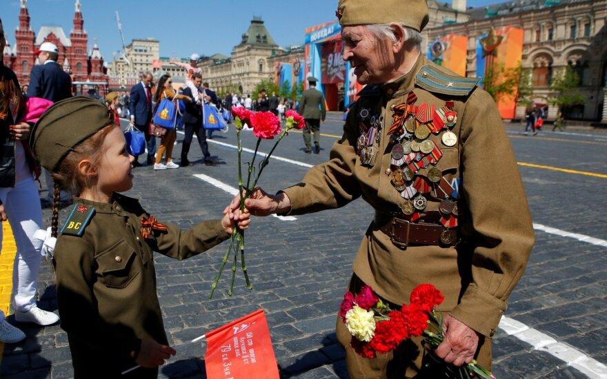 Maskva minės Vilniaus išvadavimo nuo nacių 75-ąsias metines: lietuviams tai ir naujos okupacijos pradžia