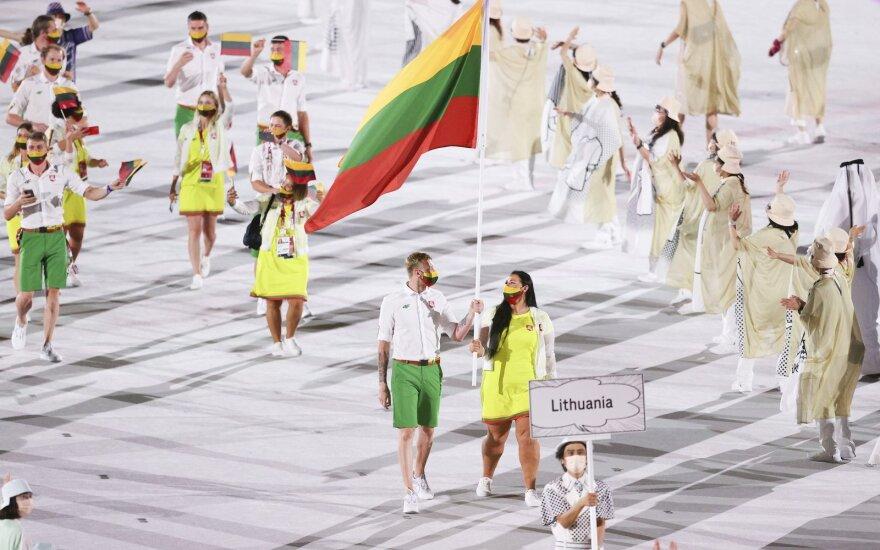 Seime prasidės olimpiečių inicijuotas Lietuvos sporto ateities forumas