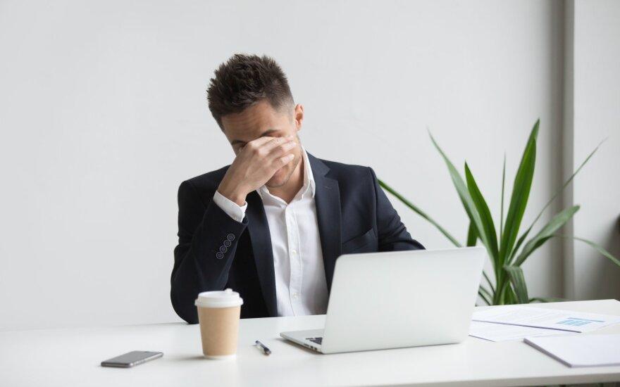 Dirbančiųjų laukia sunkūs laikai: šie darbuotojai vasarą darbo gali iš viso negauti