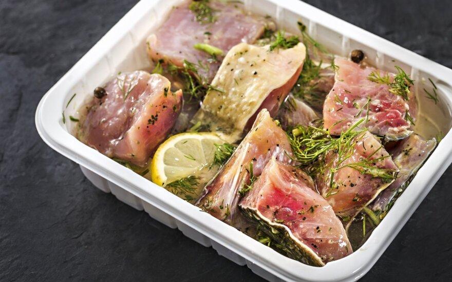 Sveikiausi žuvies pagaminimo būdai