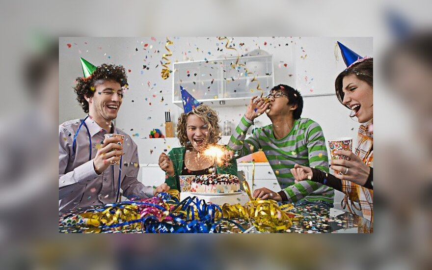 Gimti per šventes: džiaugsmas ar likimo rykštė?