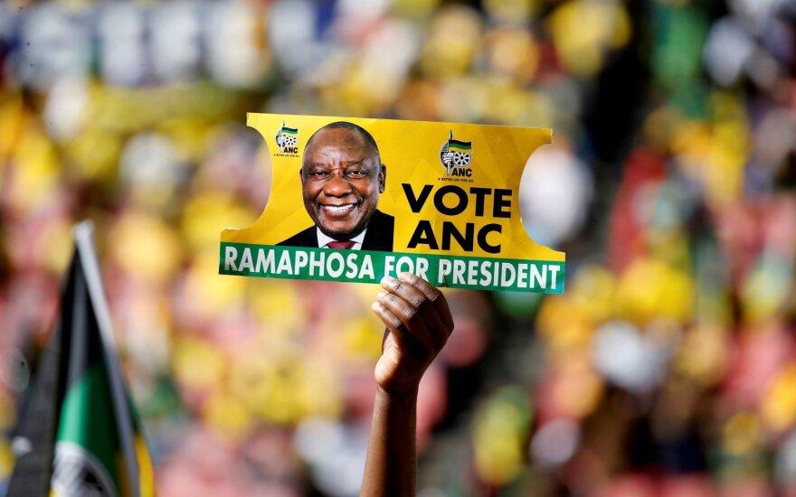 Rinkimai Pietų Afrikoje