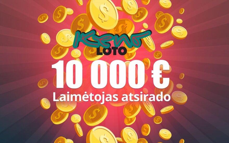 Loterijos laimėtojas