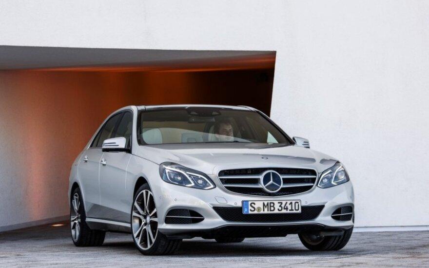 Mercedes-Benz E-klasė