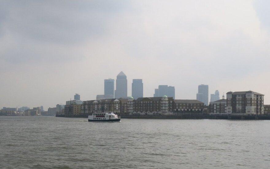 Londono verslo akseleratorius Level39