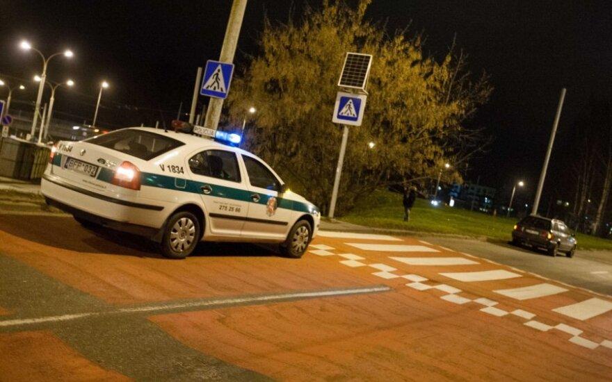 Policija stiprina eismo dalyvių kontrolę