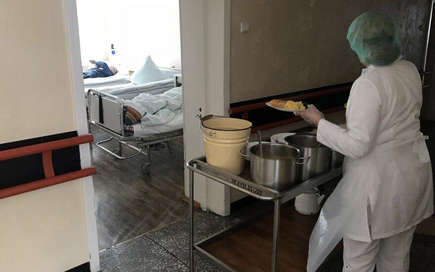 Kauno klinikinės ligoninės slaugytojai nedarbingumo metu patvirtintas koronavirusas