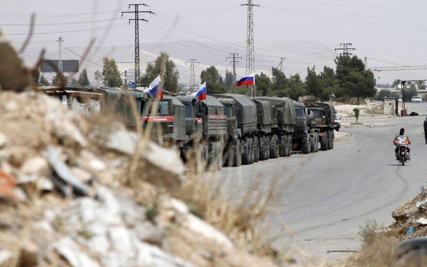 Britanija priėmė sprendimą dėl Sirijos: reikia imtis veiksmų