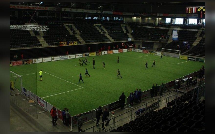 Šiauliuose vyko futbolo turnyrų maratonas